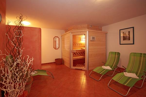 Urlaub im appartement helis appartements flachau - Sauna appartement ...