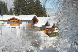 Winterurlaub im Appartement in Flachau